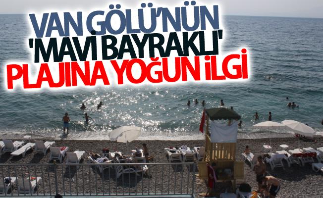 Mollakasım Halk Plajı, Akdeniz sahillerini aratmıyor