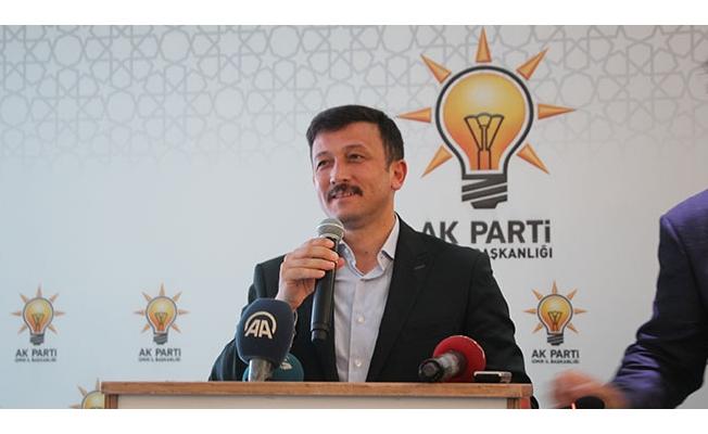 AK Parti'li Hamza Dağ'dan Abdullah Gül'e sert eleştiri!