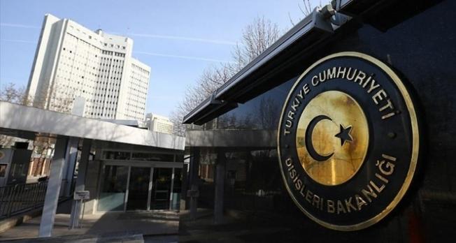 Dışişleri Bakanlığı, Londra'daki saldırıyı kınadı
