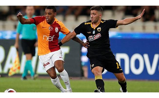 Galatasaray, hazırlık maçından mağlup ayrıldı