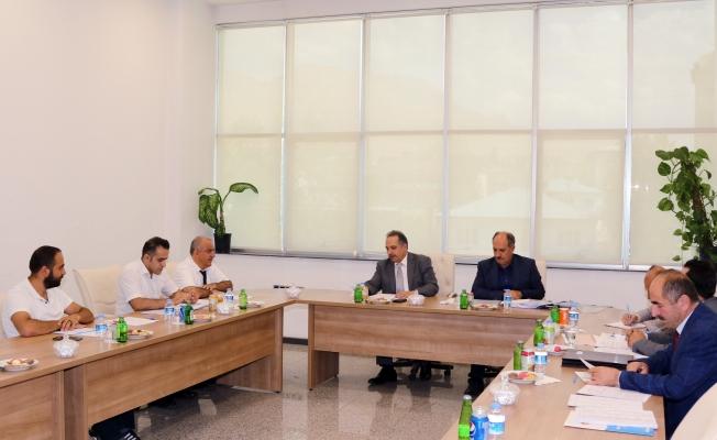 Mavikent A.Ş olağan genel kurul toplantısı yapıldı