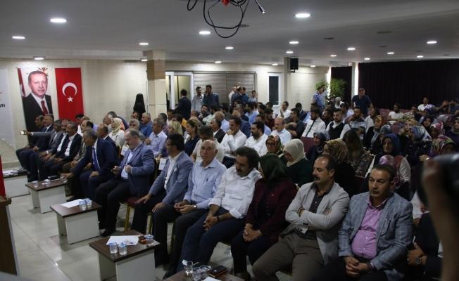 AK Parti'den 'Daraltılmış Danışma Meclisi' toplantısı