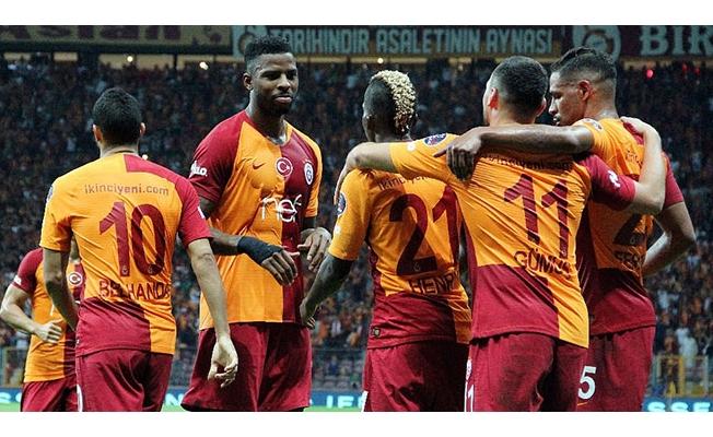 Galatasaray 21 maçtır kaybetmiyor!