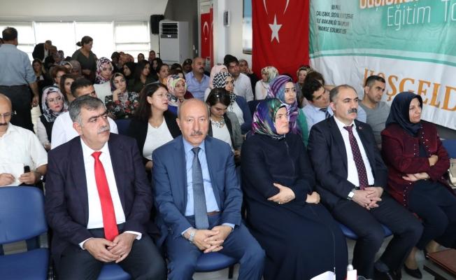 'Yenilikçi yöntemlerle kadın çalışanların eğitim yoluyla güçlendirilmesi'