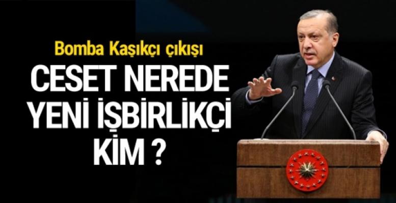 """Erdoğan: """"Talimatı Veren Kim?"""""""