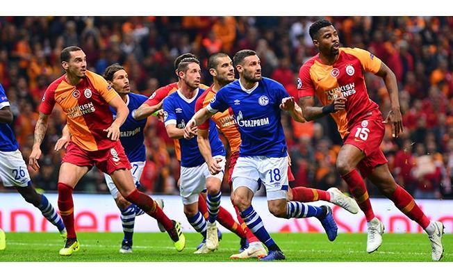 Galatasaray 0-0 Schalke