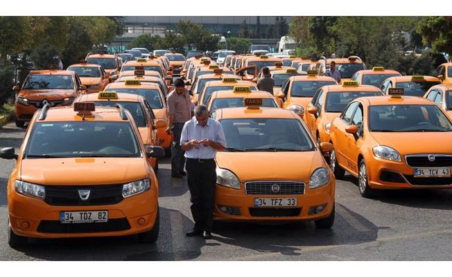 içişleri bakanlığından taksi genelgesi