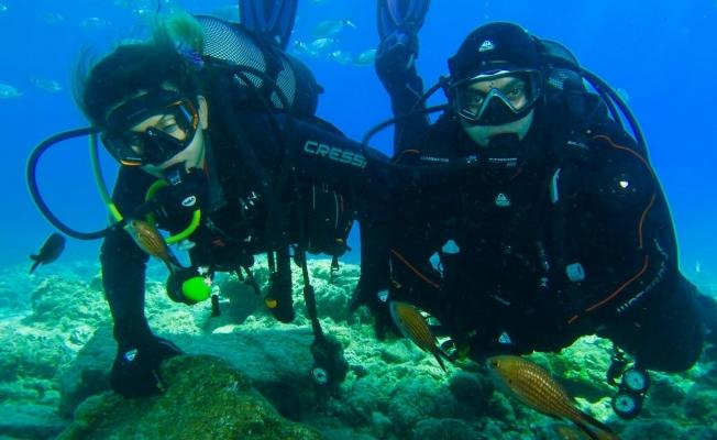 İpekyolu Belediyesi, dalgıçlık kurslarını başlattı