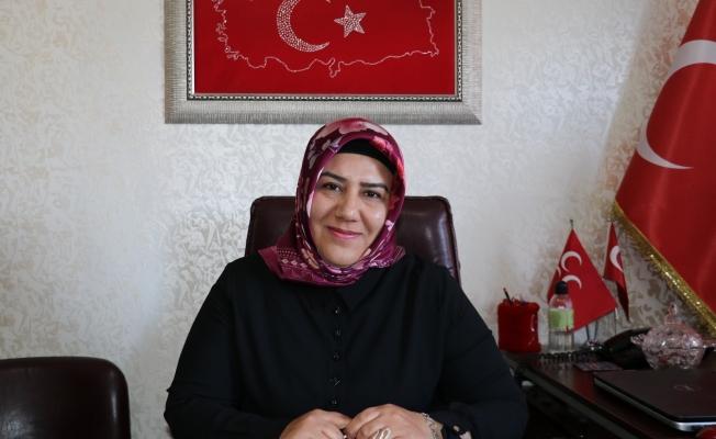 MHP İl Kadın Kolları Başkanlığına Suna Baştürk getirildi