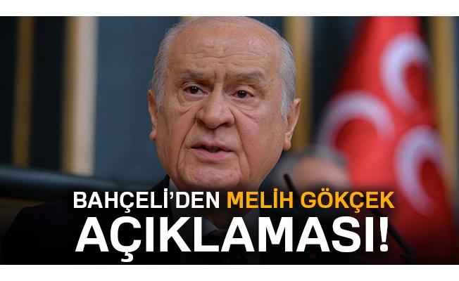 MHP Lideri Bahçeli: 'Gökçek ile bir görüşmemiz olmadı...'