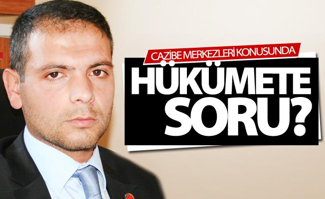 SP Van İl Başkanı İlhan'dan 'Cazibe Merkezi' açıklaması