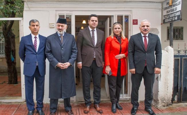 Vali Zorluoğlu, Cumhuriyet mahallesi sakinleri ile bir araya geldi