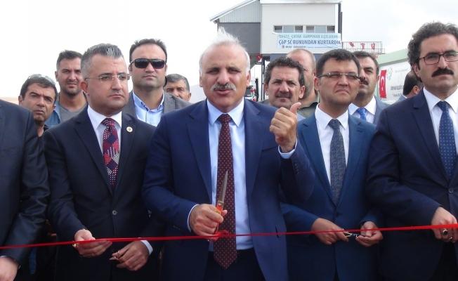 """Zorluoğlu:"""" Türkiye'nin önemli destinasyonlarından bir tanesidir"""""""