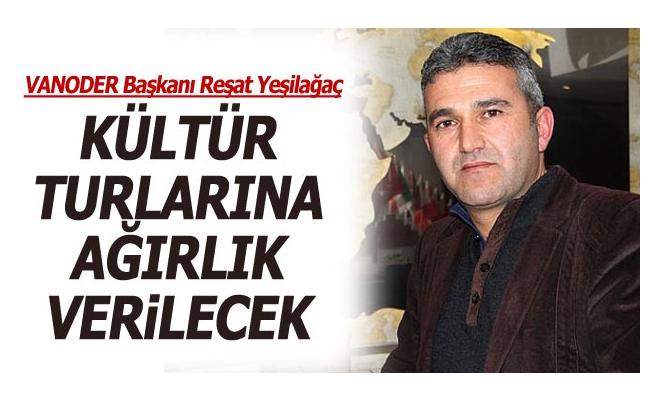 VANODER Başkanı Reşat Yeşilağaç: İran ile yetinmeyeceğiz