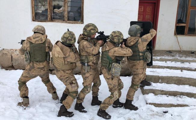 Erciş'te operasyon: 20 gözaltı