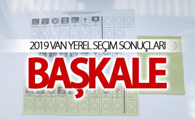BAŞKALE 2019 Yerel seçim sonuçları