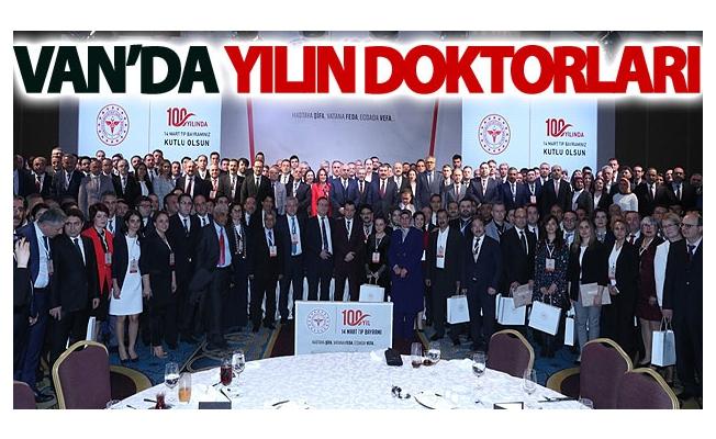 Van'da Yılın Doktorları