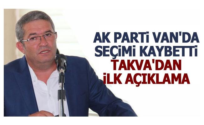 AK Partili Necdet Takva'dan teşekkür twiti