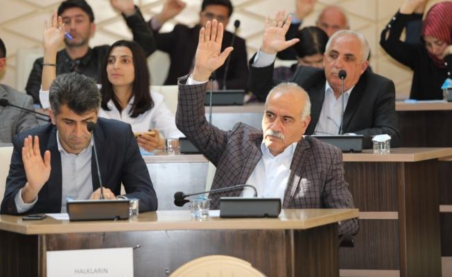 Büyükşehir Belediye Meclisi Nisan Ayının Son Toplantısını Yaptı