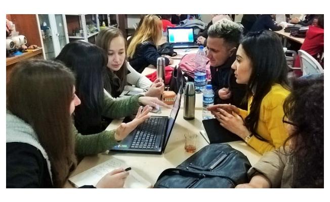 """DAKA destekli """"AB ve Erasmus+ Proje Döngüsü Yönetimi"""" eğitimi"""