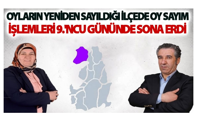 Erciş'te Kazanan Taraf HDP Oldu