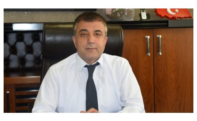 Sağlık Müdürü Doç.Dr. Mahmut Sünnetçioğlu Ebeler Haftası'nı Kutladı
