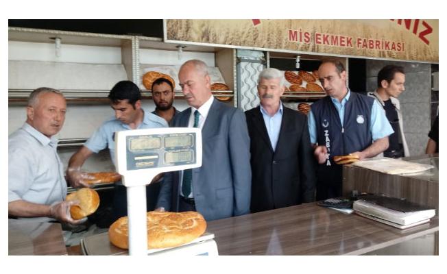 Tuşba'da Gıda denetimleri