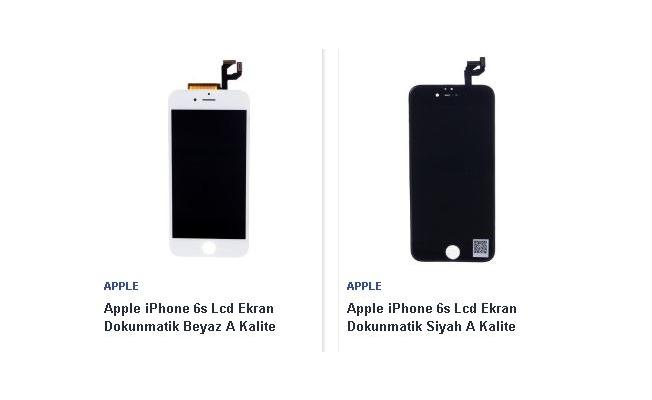 İphone 6s Ekran İhtiyacınıza Uygun Fiyatlı Çözüm