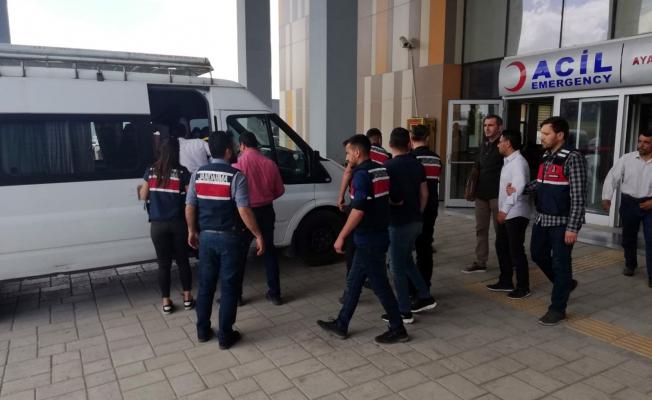 Van merkezli rüşvet operasyonu: 15 gözaltı