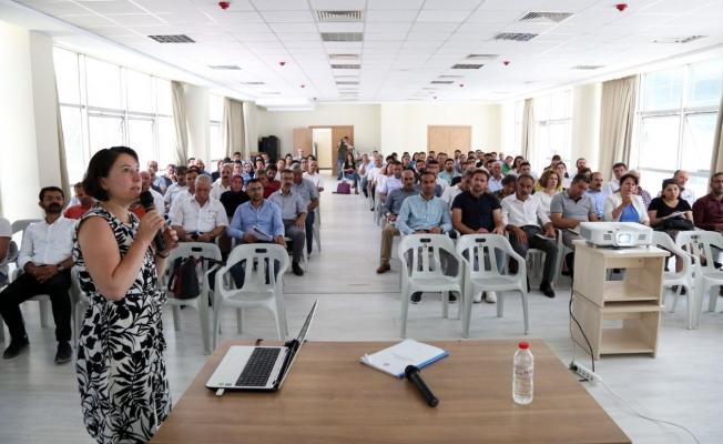 Büyükşehir Belediyesinin stratejik plan hazırlığı çalışmaları sürüyor