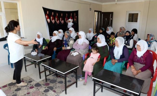 Büyükşehir kadınlara yönelik sağlık seminerlerine başladı