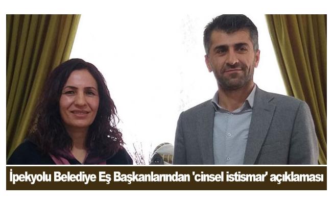 İpekyolu Belediye Eş Başkanlarından 'Karşıyaka' açıklaması