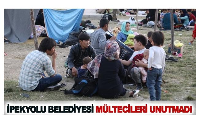 İpekyolu Belediyesi Mültecileri Unutmadı