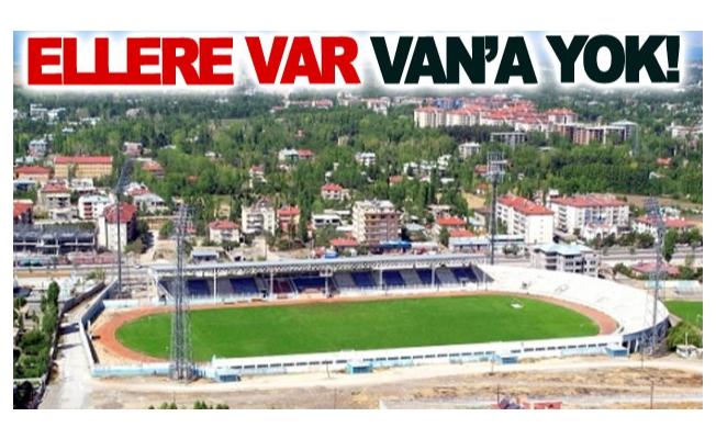 Ellere Var Van'a Yok!
