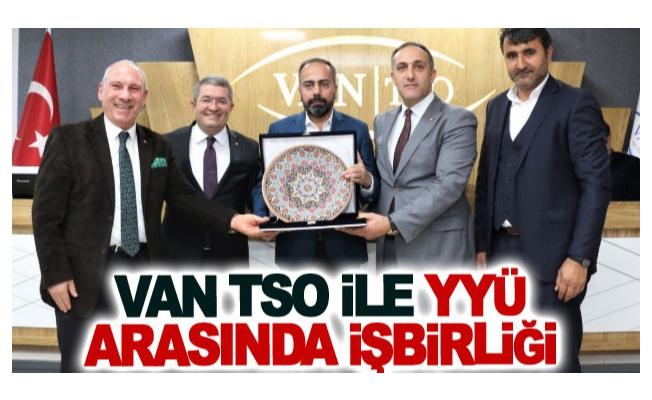 Van TSO aylık olağan meclis toplantısını gerçekleştirdi