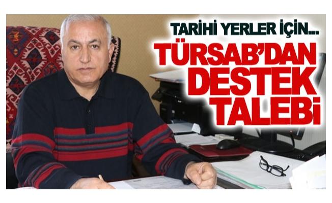Tarihi yerler için... TÜRSAB'dan destek talebi