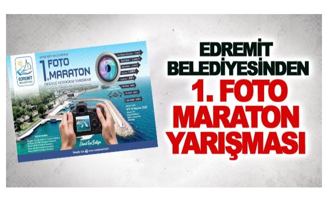 Edremit Belediyesinden 1. Foto Maraton Yarışması