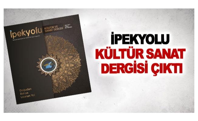 İpekyolu Kültür Sanat Dergisi çıktı