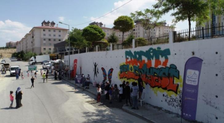 Edremit'te 'Dünya Barış Günü' etkinliği