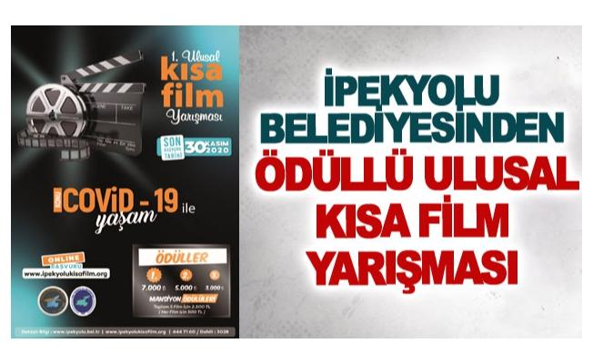 İpekyolu Belediyesinden ödüllü ulusal kısa film yarışması