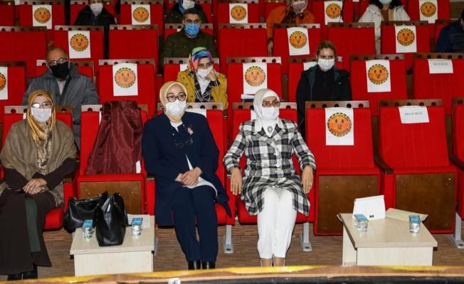 Van'da kadına yönelik şiddetle mücadele semineri düzenlendi