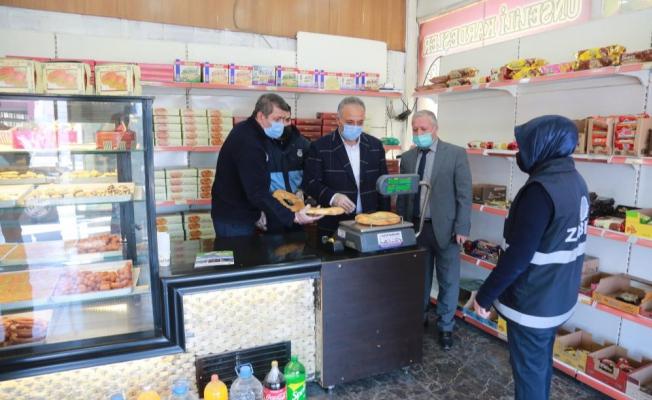 Tuşba Belediyesinden fahiş fiyat denetimi