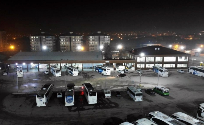 Van Büyükşehir Belediyesi şehirlerarası ve ilçe terminalini yeniledi