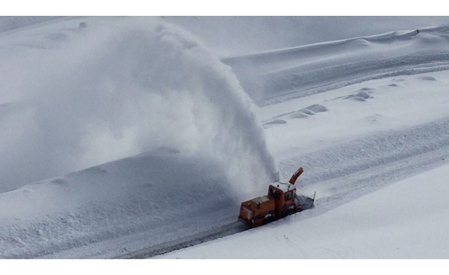 Meteorolojiden buzlanma, don ve çığ uyarısı