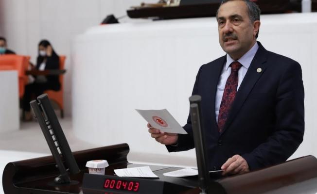 Van Vekili Arvas, Ermeni zulmünü anlattı