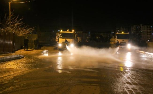 Tuşba Belediyesi sokağa çıkma kısıtlamasını fırsata çevirdi
