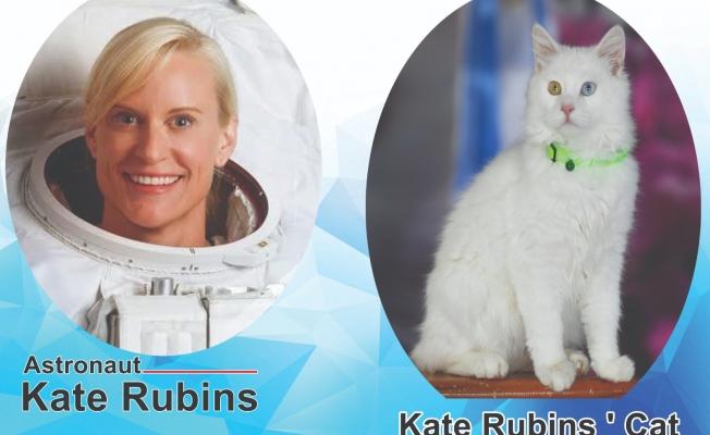 Van Gölü fotoğrafı birinci olan Astronot Rubins Van'ın tanıtım elçisi oldu