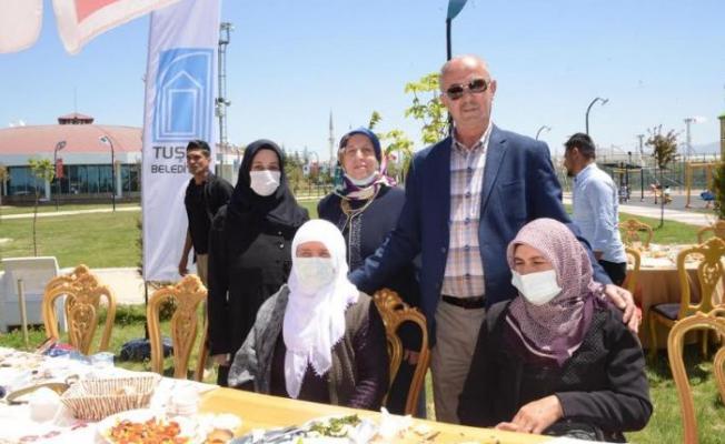 Tuşba Belediyesi'nden Dünya Kahvaltı Günü etkinliği