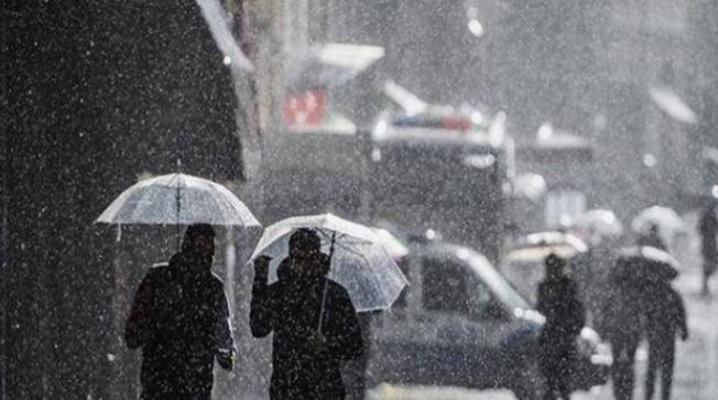 Van için bugün kuvvetli yağış uyarısı