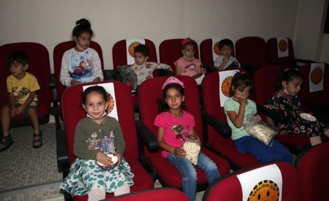 Büyükşehir Belediyesi'nden sinema günleri etkinliği
